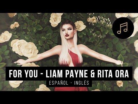 For You - Liam Payne Ft. Rita Ora | Letra En Español E Inglés
