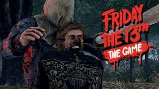 Friday The 13th The Game Gameplay German - An das Gute glauben