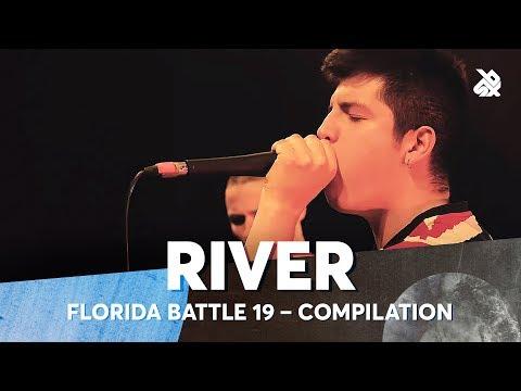 RIVER | Florida Beatbox Battle Champion 2019 Compilation