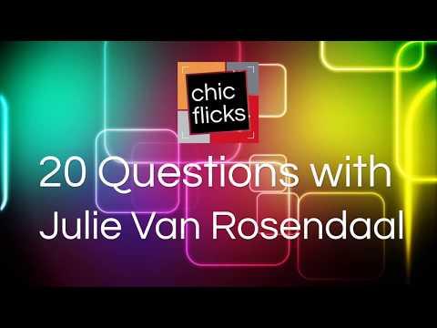 Girl Crush Episode 03: Julie Van Rosendaal