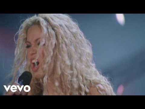Shakira - Objection (Tango) (from Live & Off the Record)