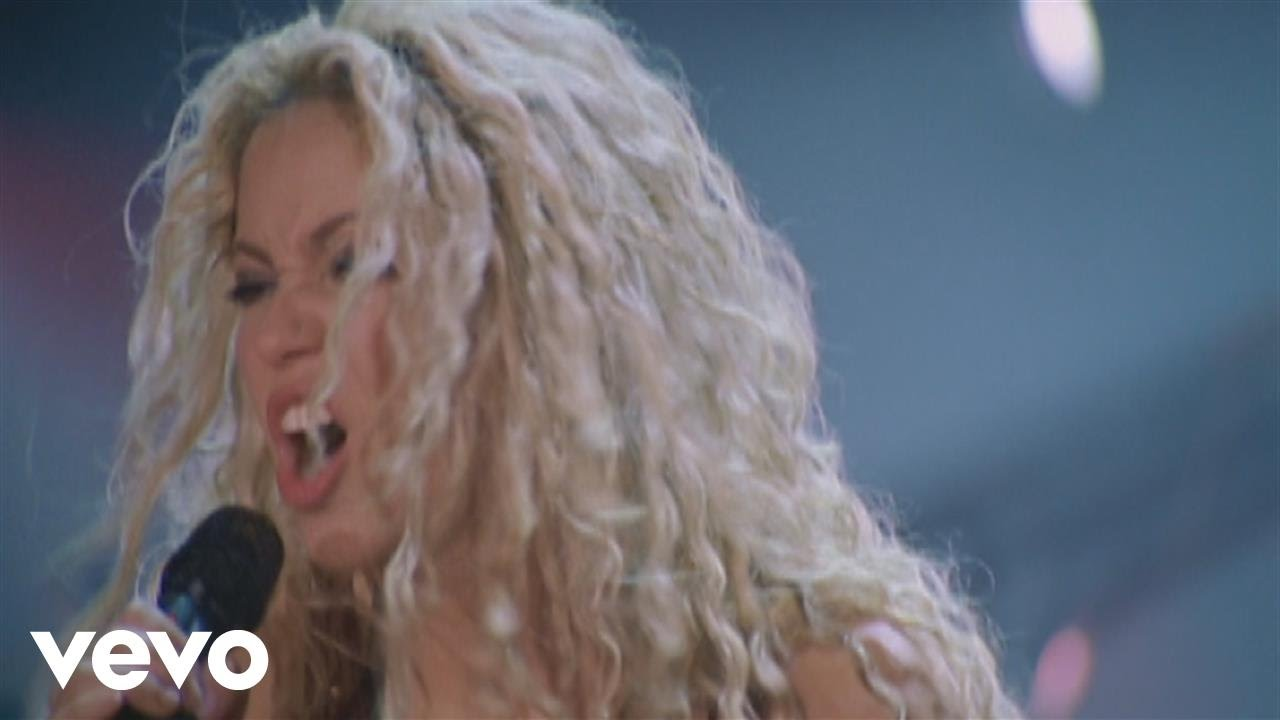 Download Shakira - Objection (Tango) (from Live & Off the Record)