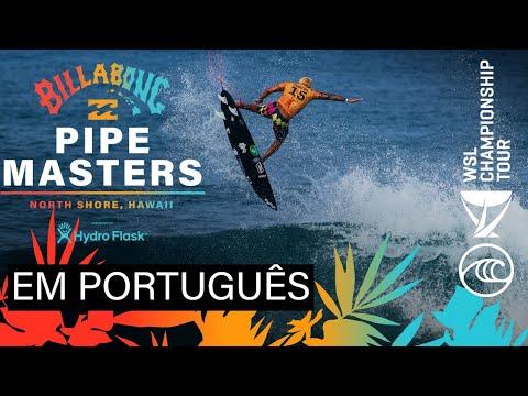 Billabong Pipe Masters Presented By Hydro Flask Dia 3 Assistir ao vivo em português