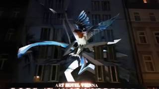 SSV - Mappingshow with SIUZ at the Art Hotel Vienna 26.04.2019