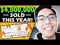 🔥$4,000,000+ SOLD this year on Amazon!🔥  (PROOF INSIDE!) All Amazon FBA Private Label Products!