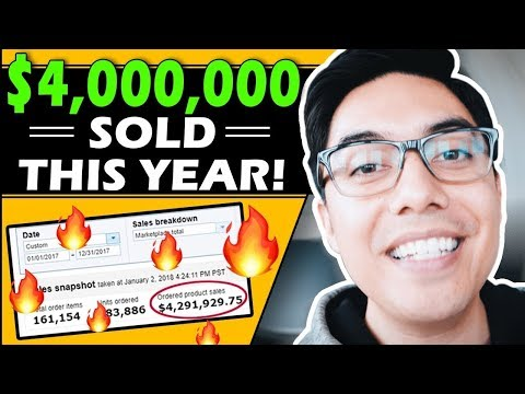 🔥$4,000,000+ SOLD this year on Amazon!🔥  (PROOF INSIDE!) All Amazon FBA Private Label Products! Mp3