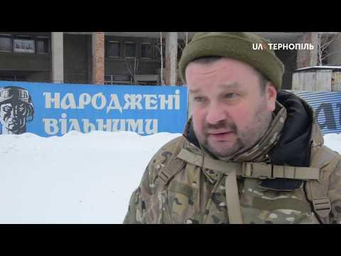 UA: Тернопіль: Тернополянин Юрій Заблоцький, з вересня 2014 року до квітня 2015 був поблизу Донецького аеропорту