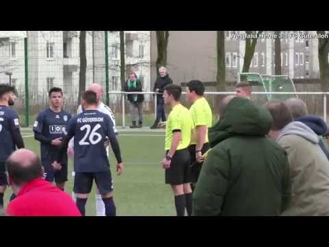 Oberliga Wstf. 17/18 I 26.Spieltag I Westfalia Herne - FC Gütersloh