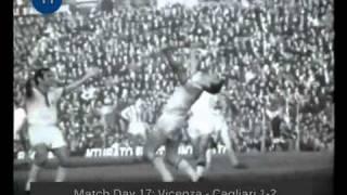 Italian Serie A Top Scorers: 1969-1970 Gigi Riva (Cagliari) 21 goals