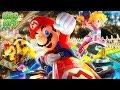 MARIO KART 8 DELUXE (Nintendo) - Racing Car Game Cartoon for Kids - Nintendo Switch Gameplay