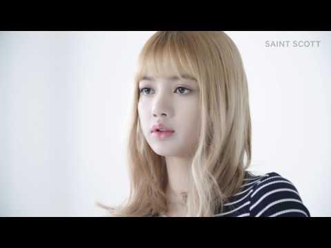 SAINT SCOTT with BLACKPINK 2017 S/S 3rd making film