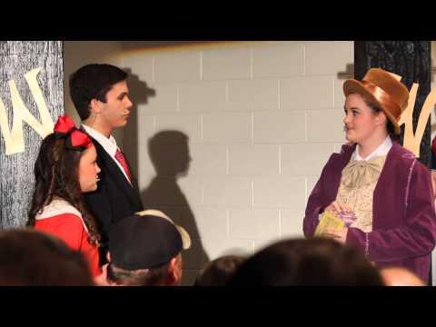 Glenvar Middle School Willy Wonka Play (1)