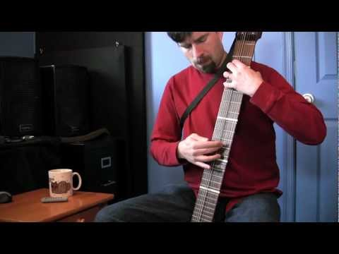 Morning Song - Greg Howard solo Chapman Stick two-handed tapping
