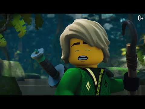 LEGO Ninjago / Мастера Кружитцу / Сезон 8 / Трейлер 4