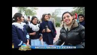 Özlem Tunca ile Dünyayı Geziyorum -  Pakistan -Lahor