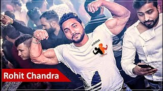 Gym Trainer - Rohit Chandra    Fitness Goal    Personal GYM Trainer - CSR The Fitness Club