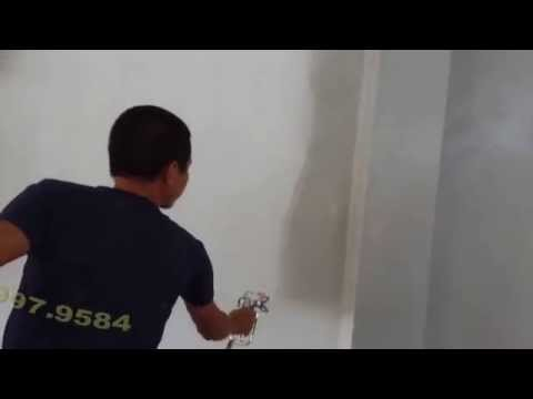 máy phun sơn,may phun son ahp3500,máy phun sơn nước