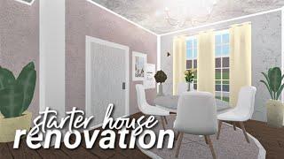 Roblox - France Bloxburg - France Rénovation de maison de démarreur 36k