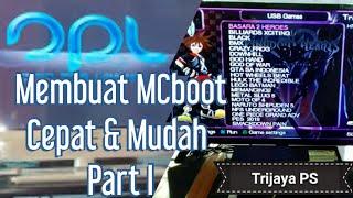 Cara cepat Membuat MCboot Multi PS2 Part I