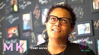 Chef Muva Interview Ep 1 Against All Odds @ Muva's Kitchen