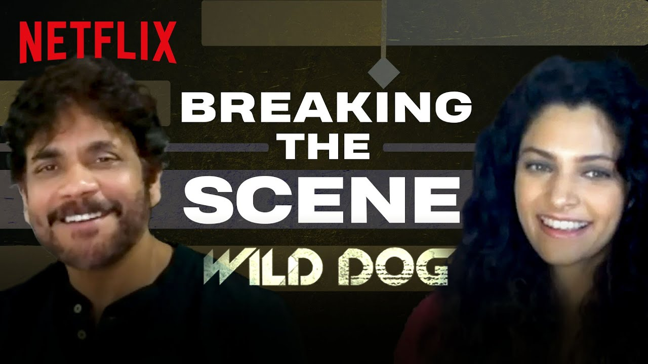 Action Breakdown ft. Nagarjuna Akkineni & Saiyami Kher | Wild Dog | Netflix India