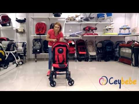 Chicco Lite Way Baston Bebek Arabası | Ceybebe.com