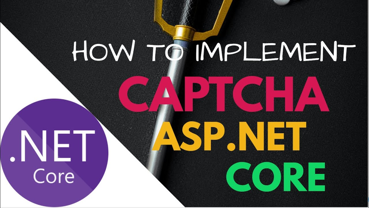 How to Implement Captcha in ASP.NET Core