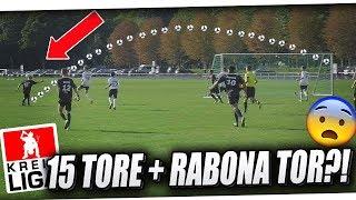 Kranker RABONA Assist!😱 KRASSES Fussballspiel mit 15 Toren!🔥 Eigentor, Fouls & TRAUMTORE ⚽ PMTV