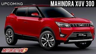 Mahindra XUV300 - All Details | Hindi | MotorOctane