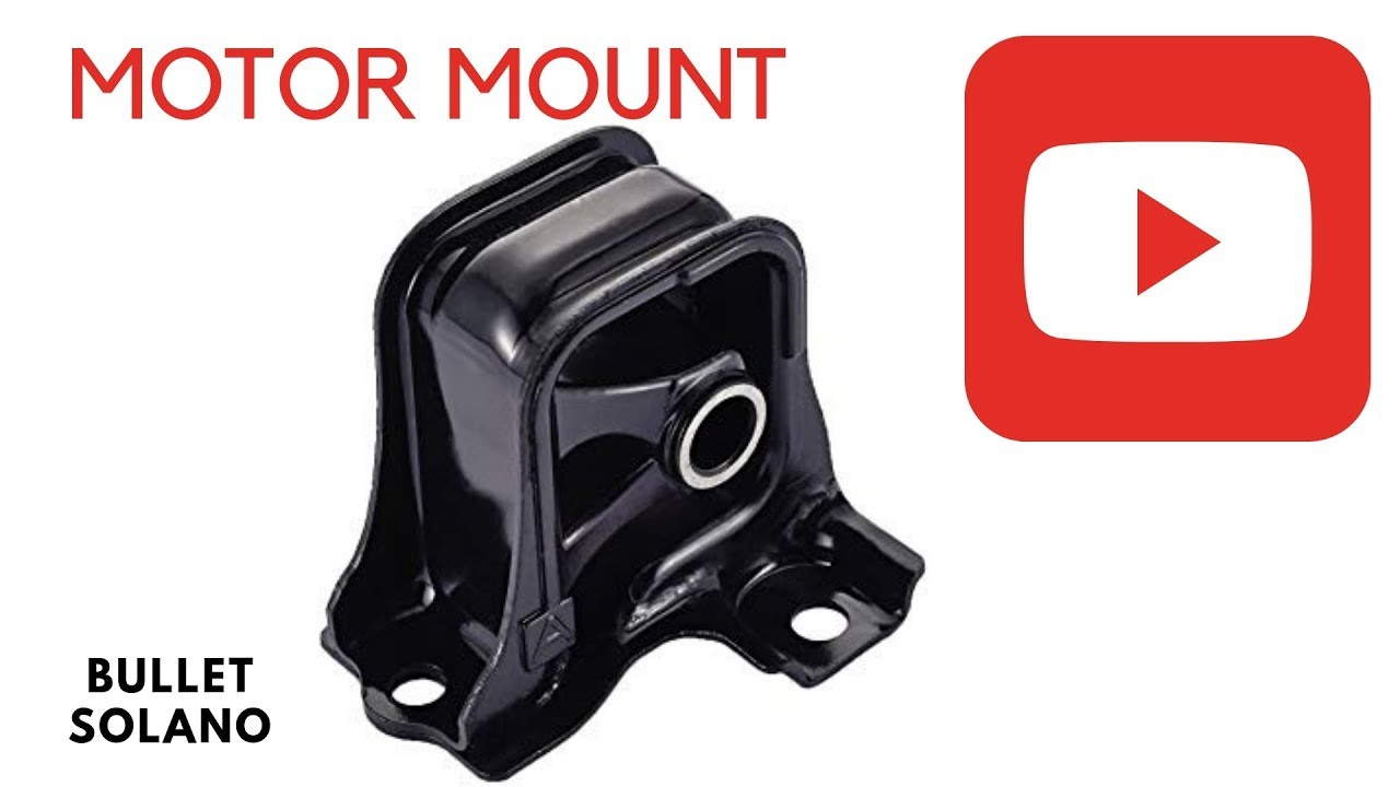 hight resolution of how to replace front motor mount on a 1998 to 2002 honda accord