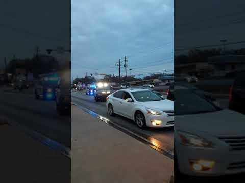 CANDLER ROAD DECATUR POLICE OFFICER SHOT