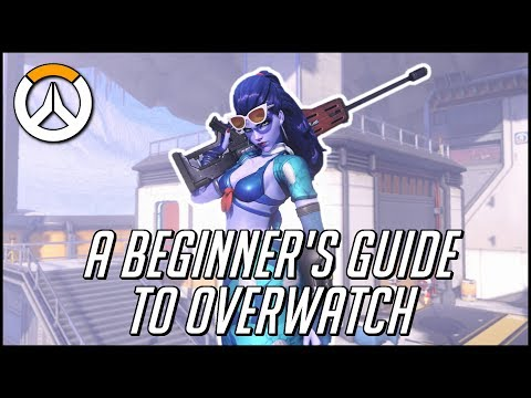 A Beginner's Guide To Overwatch