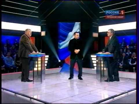 Дебаты Жириновский VS Путин 01.03.12