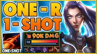 *AUTO & ULTIMATE ONE SHOTS* MY BEST GAME ON YOUTUBE (100% ARMOR PEN) - BunnyFuFuu| League of Legends
