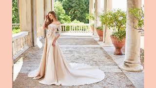 Свадебные платья Оксаны Мухи 2018