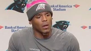 Cam Newton Mad At Reporter Over Instagram Pic