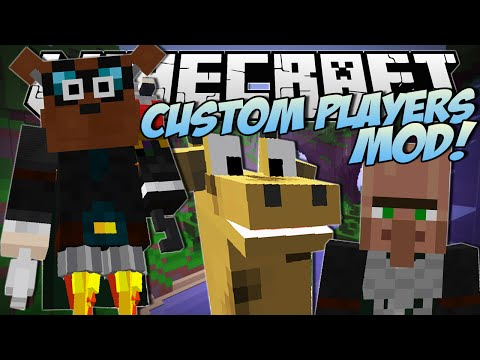 minecraft- -custom-players-mod-(new-heads,-arms,-bodies-and-more!-wearmc-mod!)- -mod-showcase