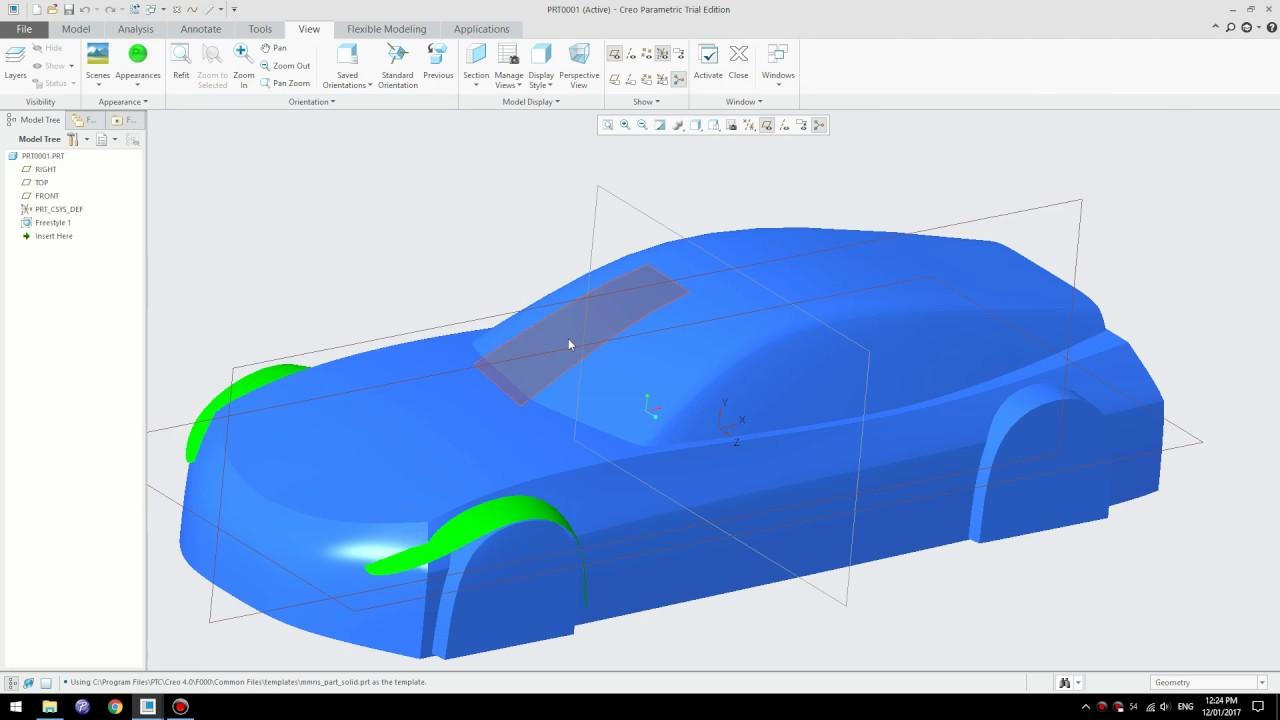 creo parametric 4.0 tutorial pdf