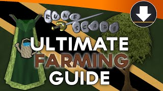 Old School Runescape 2007 :: ULTIMATE Farming Guide - Tree Run