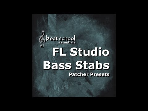 "FL Studio Preset: ""Patcher Keys"" Demo (e. piano, mallet, and bell sounds)"
