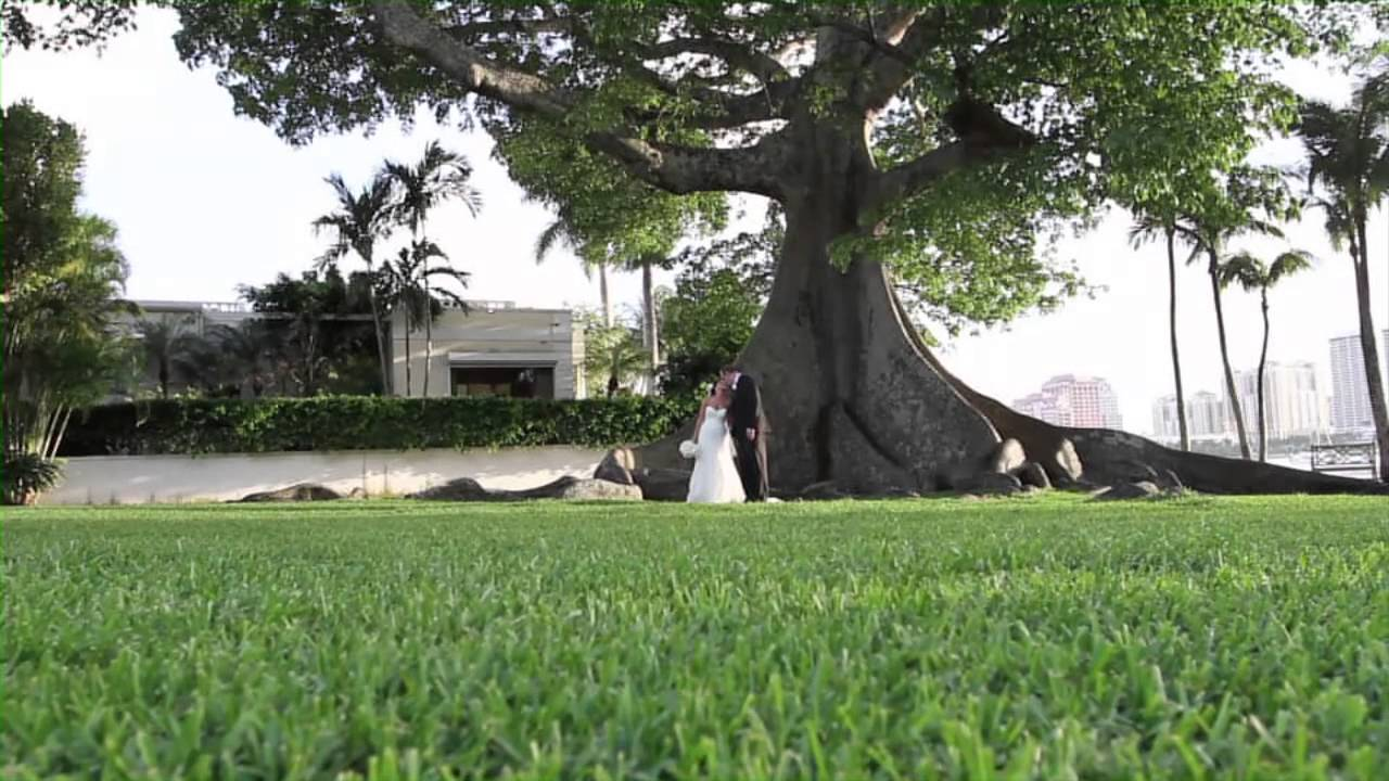 Royal Poinciana Chapel Wedding Videography