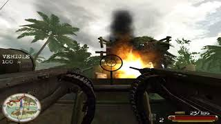 The Hell in Vietnam Mission 4 Down By The River
