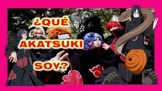 ¡SOY un miembro de AKATSUKI en Naruto! SORPRENDENTE RESULTADO (O.o) | Yari San