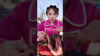Asmr Seafood…