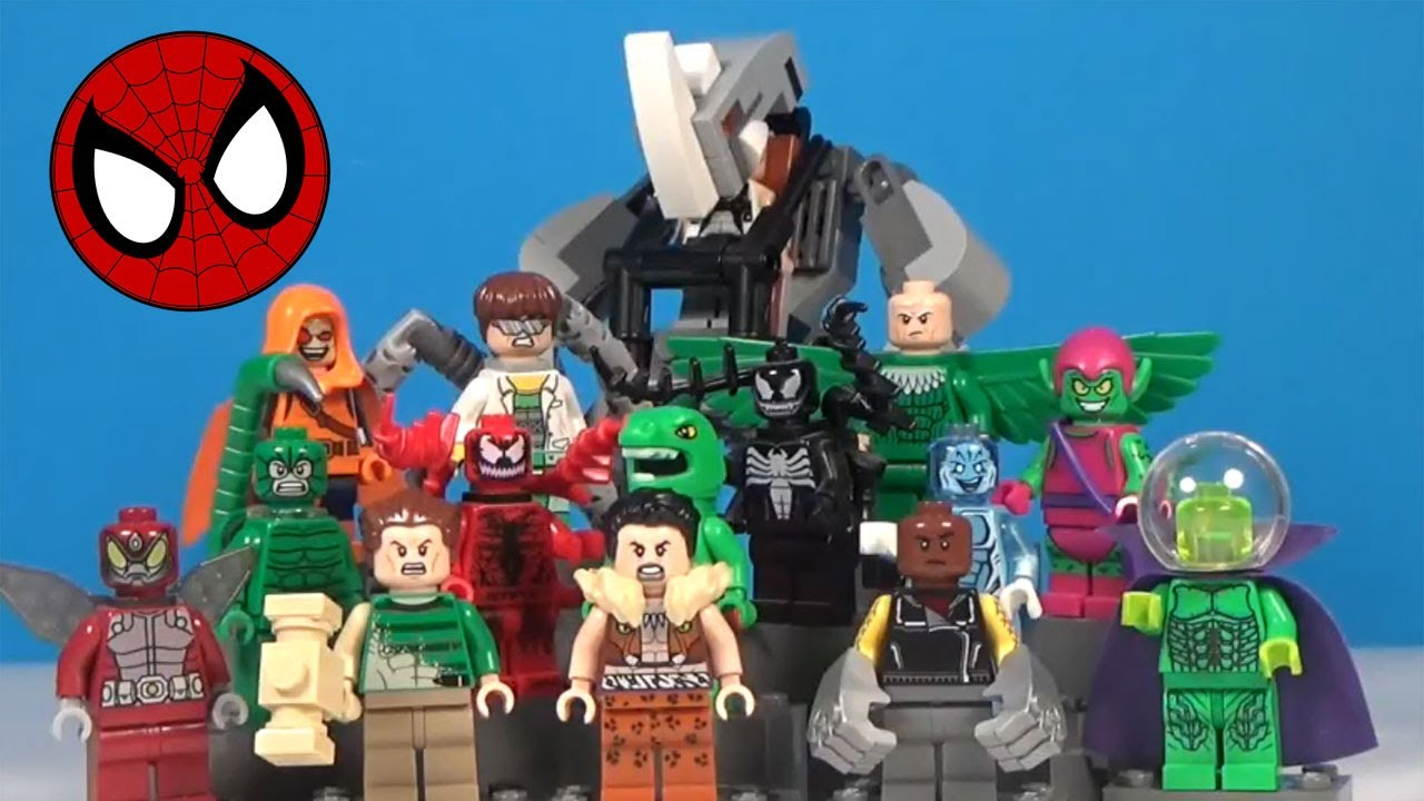 marvel lego villains
