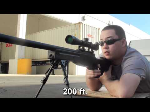 Airsoft GI - Fully Upgraded G98 Bolt Action Sniper Rifle