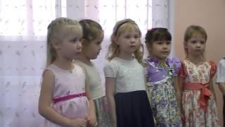 поздравление детей средней группы с 23 февраля. 11 детский сад.