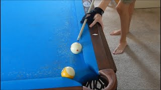How To Shoot The Double Kiss Shot | Pool Lessons
