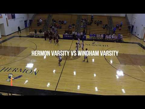 Hermon Hawks Varsity Boys vs Windham High School