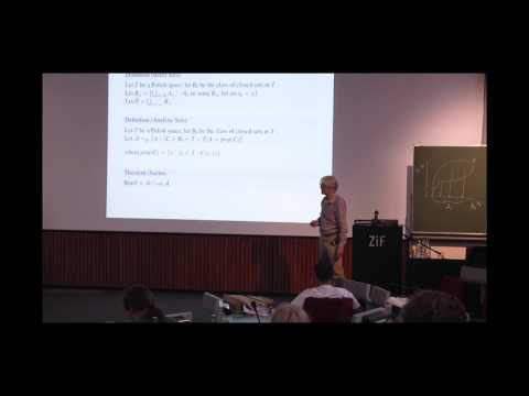 Proving Theorems from Reflection by Philip Welch (University of Bristol, UK)